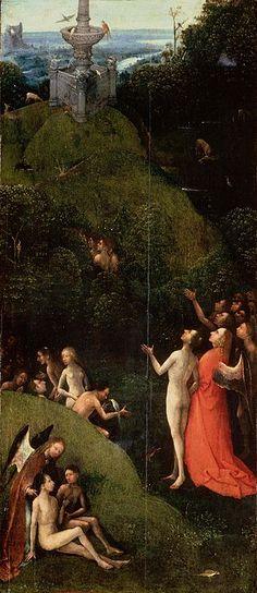 Jheronimus Bosch Terrestrial Paradise - Visions de l'au-delà — Wikipédia