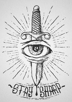 Trendy eye tattoo design draw behance ideas Source by Tattoo Drawings, Body Art Tattoos, Art Drawings, Knife Tattoo, Future Tattoos, Back Tattoo, Flower Tattoos, Traditional Tattoo, Blackwork