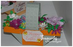 Tutorial Box Happy Easter