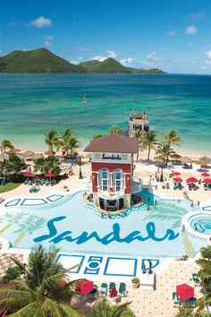 All-inclusive. All the time. Sandals Resorts offers more quality inclusions than any other resorts on the planet. Hurry & save up to now. Honeymoon Vacations, Hawaii Honeymoon, All Inclusive Vacations, Caribbean Vacations, Vacation Places, Honeymoon Destinations, Vacation Trips, Dream Vacations, Vacation Spots