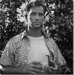 Kerouac e seu cachimbo