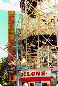 The Cyclone - Coney Island