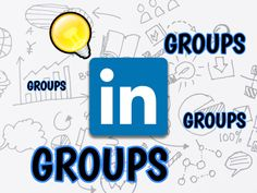 There are many ways that you can get started in LinkedIn groups. Check out some benefits you can get from joining groups on LinkedIn. #linkedin #linkedintips #linkedinmarketing