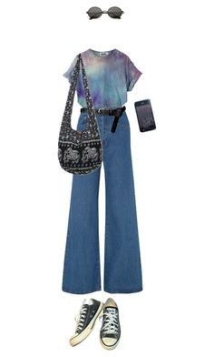 """""""miley"""" by julietteisinthe80s on Polyvore featuring Solace, Converse and ASOS"""