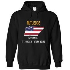 RUTLEDGE - Its where my story begins! - #raglan tee #tshirt kids. WANT THIS => https://www.sunfrog.com/LifeStyle/RUTLEDGE--Its-where-my-story-begins-9916-Black-20489457-Hoodie.html?68278