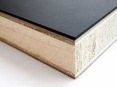 Sinus Table Linoleum