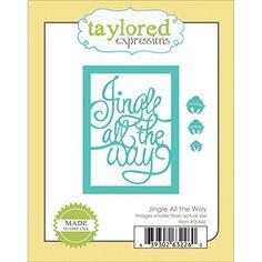 Taylored Expressions Jingle All the Way Universal Craft C... https://www.amazon.co.uk/dp/B00OY2CUVW/ref=cm_sw_r_pi_dp_x_zdNsyb8BFSRAP