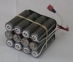 how do you protect li-ion batteries for a pack?