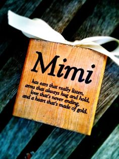 images for the name Mimi | Mimi Choose Your Endearing Name by DesignsBySyds on Etsy