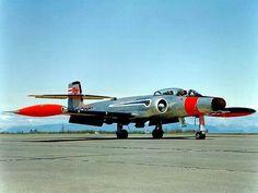 """Avro Canada CF-100 Canuck """"Clunk"""" interceptor"""