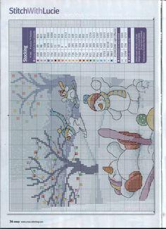 Gallery.ru / Фото #35 - Cross Stitch Crazy 143 ноябрь 2010 + приложение free christm - tymannost