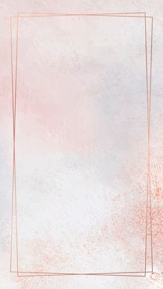 yy Rectangle copper frame on pastel mobile phone wallpaper vector Pastel Background Wallpapers, Gold Wallpaper Background, Rose Gold Wallpaper, Framed Wallpaper, Watercolor Wallpaper, Pretty Wallpapers, Pastel Color Wallpaper, Pink Glitter Background, Handy Wallpaper