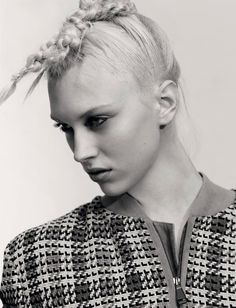 Art + Commerce - Artists - Hair stylists - Luke Hersheson - Editorial