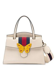 a68386f9357 Gucci - GucciTotem Medium Top Handle Bag