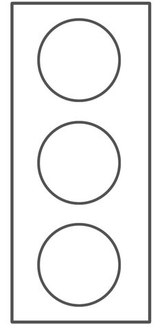 Traffic Light Coloring Pages Printable