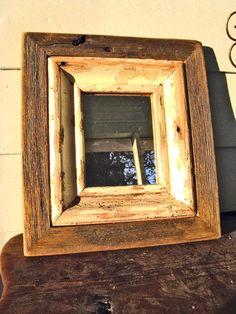 antiques wood mirrors
