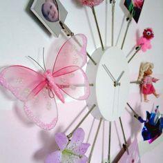 Creative clock for your princess