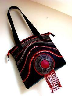Bolso - Textura con hilo - 31