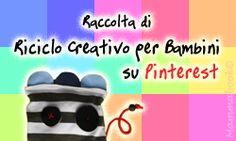 Mammabook: Un castello riciclato e la Raccolta di Riciclo Creativo per Bambini su Pinterest – DIY Recycled Castle and the Creative Recycling for Kids on Pinterest