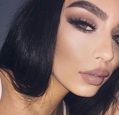Make up, brows Makeup On Fleek, Flawless Makeup, Gorgeous Makeup, Skin Makeup, Makeup Eyebrows, Pretty Makeup, Makeup Goals, Makeup Inspo, Makeup Inspiration