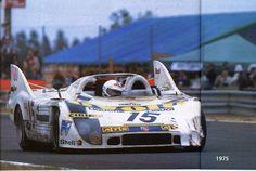 LM - Porsche Langheck (Jöst / Casoni / Barth) > laps behind) Sports Car Racing, F1 Racing, Sport Cars, Race Cars, Le Mans, Porsche Motorsport, Shell, American Racing, Vintage Cars