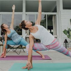 Wait. So Yoga Pants are Actually for Yoga? - The Coconut Head's Survival Guide