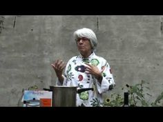 LORNA SASS: KALE IN THE PRESSURE COOKER: Part One (Sept. 7, 2009) - YouTube
