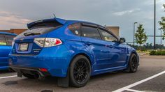 2012 WRX, stock suspension. Rear fenders rolled flat and pulled. Stock front fenders. No rubbing.  18x9.5 et40 Enkei NT03+M on Bridgestone Potenza S-04 Pole Positions @ 265/35R18.