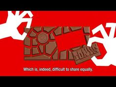 Tony's Chocolonely - unequally divided chocolate bar - YouTube Storytelling, Told You So, Branding, Make It Yourself, Bar, Youtube, Fair Trade, Advice, Random