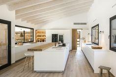 Fragments of architecture — House in the Woods / Susanna Cots Estudi de...