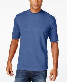 Weatherproof Vintage Men's Big & Tall Crew-Neck Short-Sleeve T-Shirt, Classic Fit