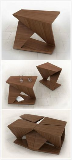 4:1 table