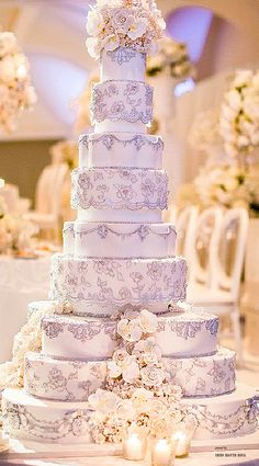 Incredible Wedding cake  ♔THD♔
