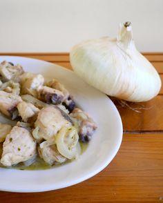 """""""Tunnina ca cipudda"""" (tonno con cipollata)"""