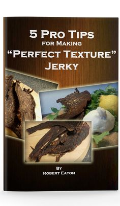Sweet and Spicy Beef Jerky Recipe | Make That Jerky