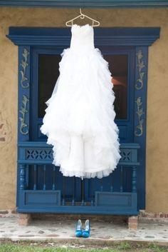 Vestido novia de Loopstudios | www.matrimonio.com.co