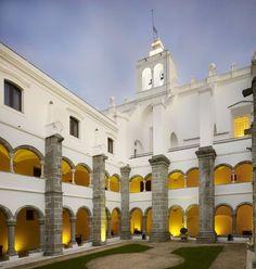 Convento do espinheiro- evora