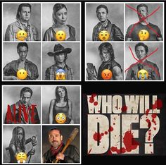 Let's say you're Rick. Negan tells you to chose one to die or they all die. Who do you chose? 🤔 #thewalkingdead #thewalkingdeadamc
