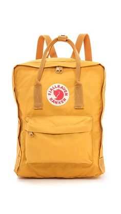 Fjallraven Kanken Backpack I want every colour