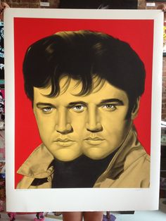 All Gold Elvis III | Popaganda