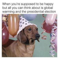 Happy Birthday Weiner Dog Funny | Birthday Meme on ME.ME |Weiner Dog Birthday Memes
