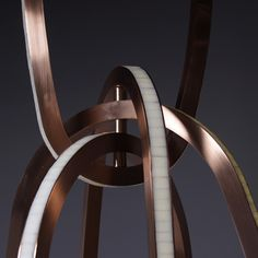 Fouette II by Niamh Barry  - Contemporary Irish Artist & Light Sculptor