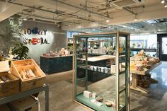 TODAY'S SPECIAL Jiyugaoka | Schemata Architects / Jo Nagasaka
