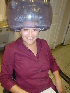 1575 | drakar_alan | Flickr Salon Dryers, Sleep In Hair Rollers, Roller Set, Curlers, Other Woman, Beauty Shop, Perm, Bellisima, Hair Beauty