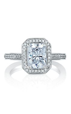 Shop A. Jaffe MES597-186 Engagement rings   Bailey Banks & Biddle