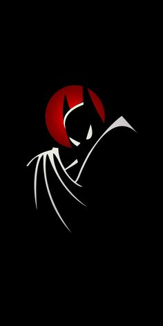 Batman - The Animated Series Minimal Cover Batman Comic Wallpaper, Batman Wallpaper Iphone, Batman Artwork, Batman Cartoon, Batman Comic Art, Batman And Superman, Batman Arkham, Batman Robin, Arte Dc Comics
