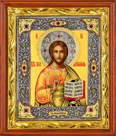 Икона «Господь Вседержитель». Сертификат 389