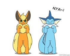 All about pokemon, games and cartoons Pokemon Fusion, Pokemon Gif, Pokemon Comics, Pokemon Funny, Pokemon Memes, Pokemon Fan Art, Cute Pokemon Pictures, Cute Pictures, Pokemon Eevee Evolutions