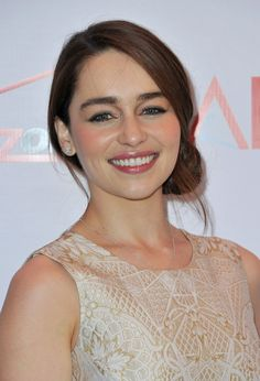 Emilia Clarke attends the 13th Annual AFI Awards at Four Seasons Los Angeles at Beverly Hills on January 11, 2013 in Beverly Hills, California.