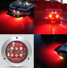 LED SUPER Bright Wake BOARD Malibu /& UNIVERSAL tower /& speaker LIGHTING KIT